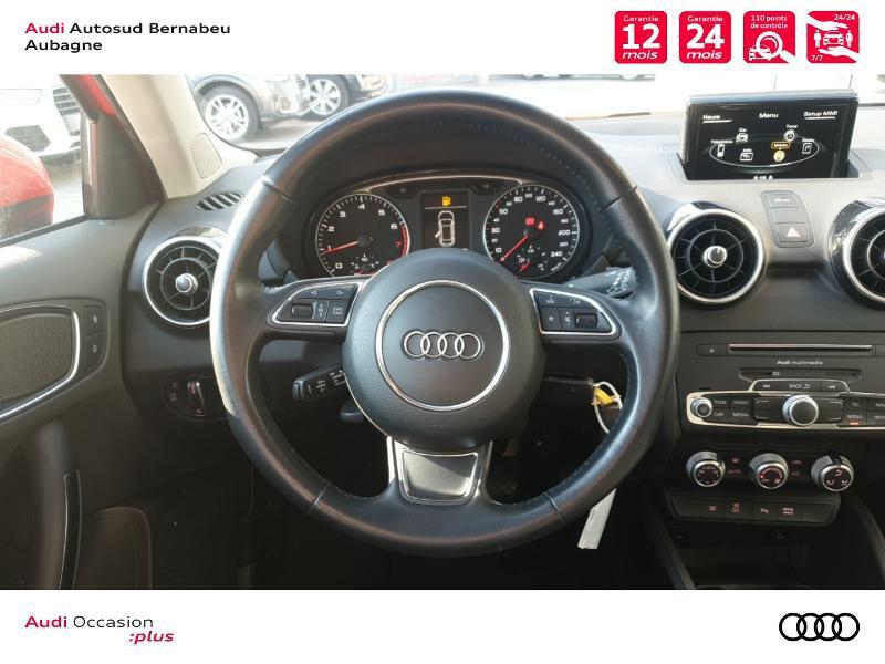 Audi A1 1.4 TFSI 125ch Ambition Rouge occasion à Aubagne - photo n°7