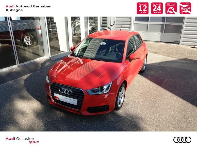 Audi A1 1.4 TFSI 125ch Ambition Rouge occasion à Aubagne - photo n°4