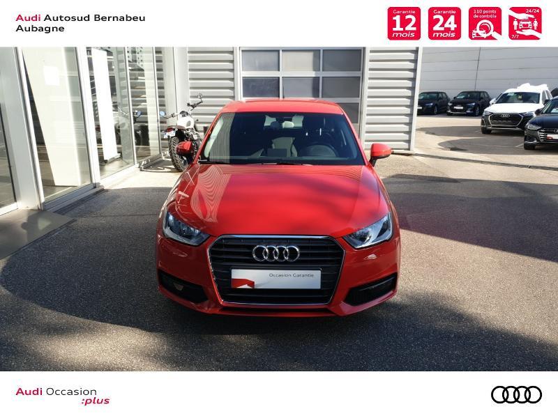 Audi A1 1.4 TFSI 125ch Ambition Rouge occasion à Aubagne - photo n°5