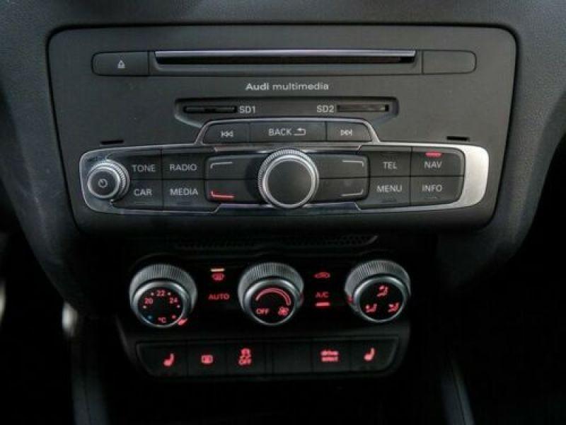 Audi A1 1.4 TFSI 150 cv S Line Gris occasion à Beaupuy - photo n°8