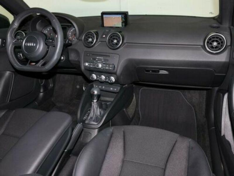 Audi A1 1.4 TFSI 150 cv S Line Gris occasion à Beaupuy - photo n°2