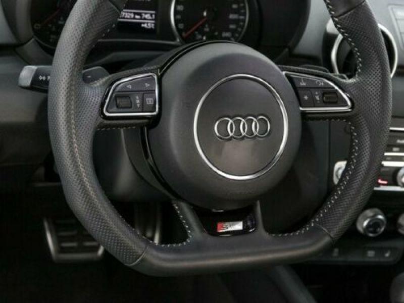 Audi A1 1.4 TFSI 150 cv S Line Gris occasion à Beaupuy - photo n°7