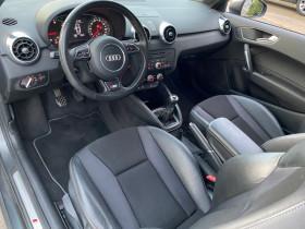 Audi A1 1.6 TDI 105ch FAP S line Gris occasion à Castelmaurou - photo n°3