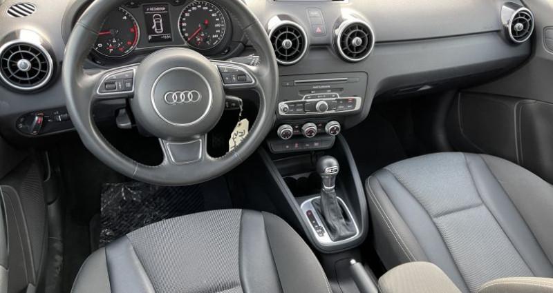 Audi A1 1.6 TDI 116ch S line S tronic 7 Rouge occasion à SELESTAT - photo n°5