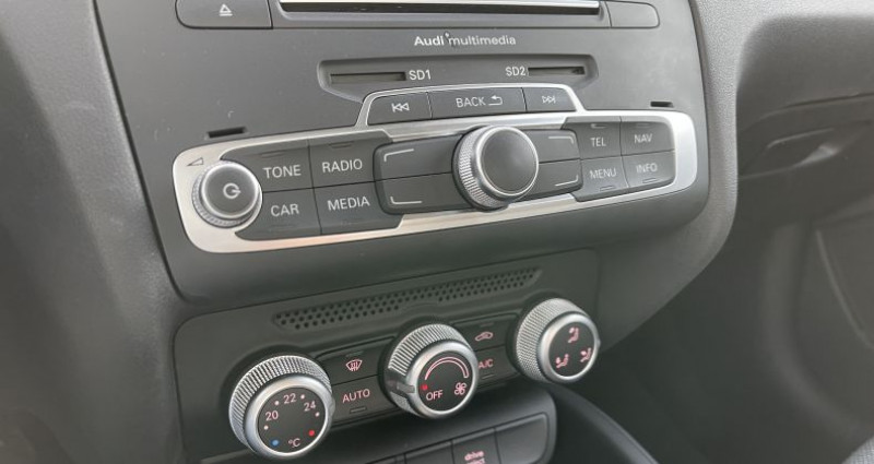 Audi A1 1.6 TDI 116ch S line S tronic 7 Rouge occasion à SELESTAT - photo n°7