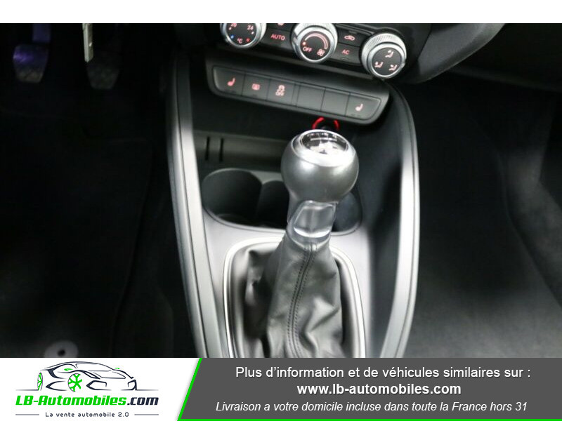 Audi A1 1.6 TDI 90 Bleu occasion à Beaupuy - photo n°7