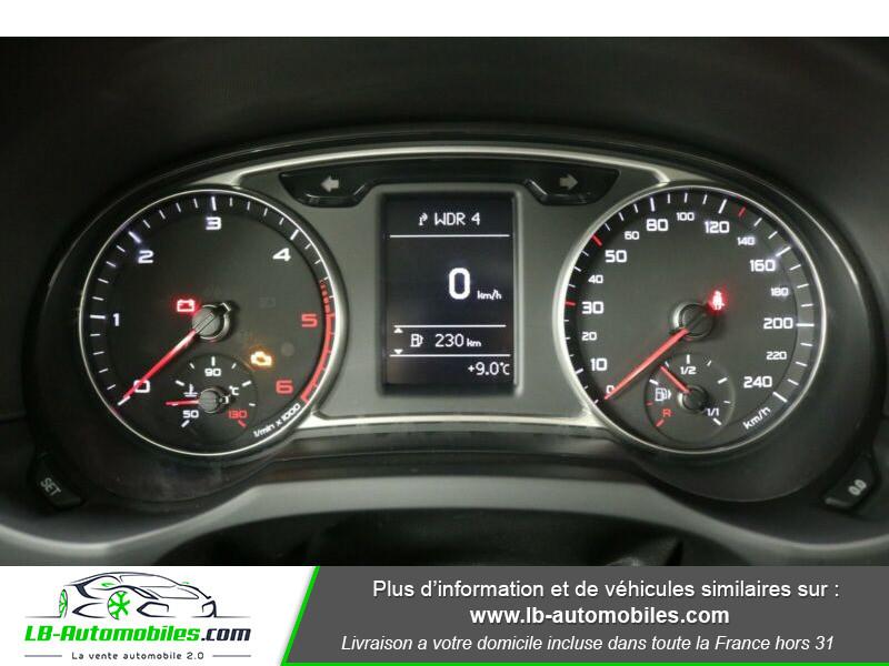 Audi A1 1.6 TDI 90 Bleu occasion à Beaupuy - photo n°8