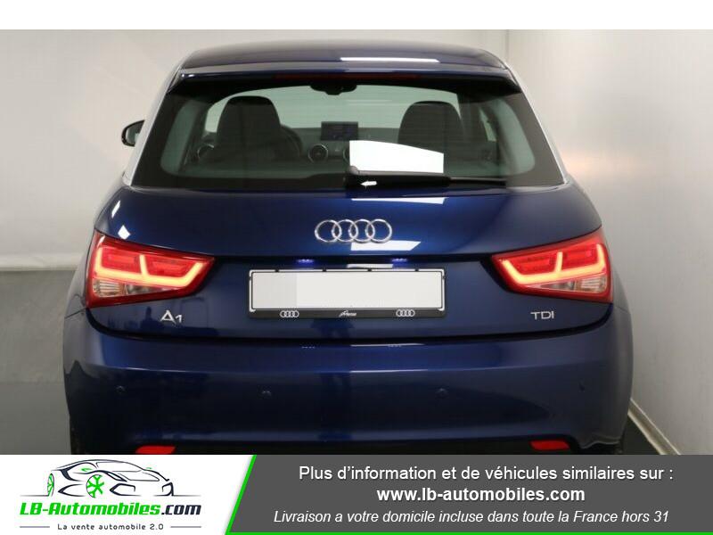 Audi A1 1.6 TDI 90 Bleu occasion à Beaupuy - photo n°12