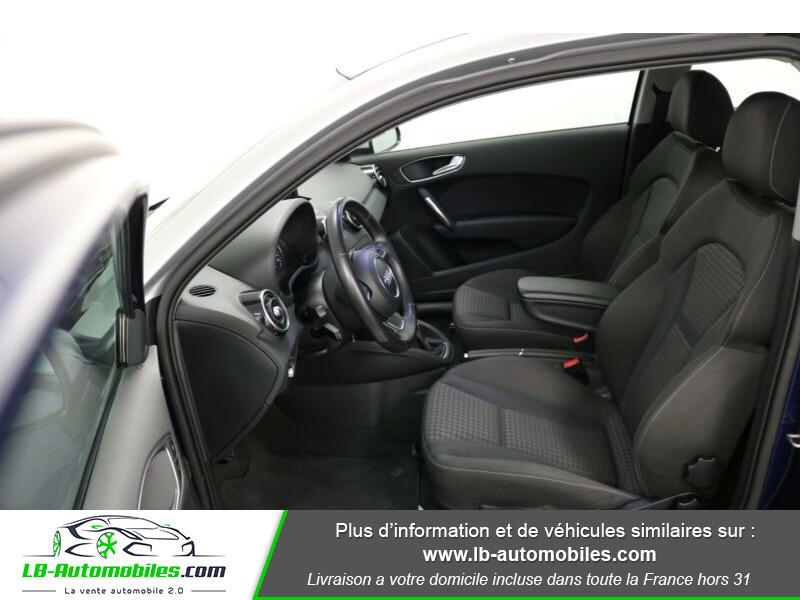 Audi A1 1.6 TDI 90 Bleu occasion à Beaupuy - photo n°4