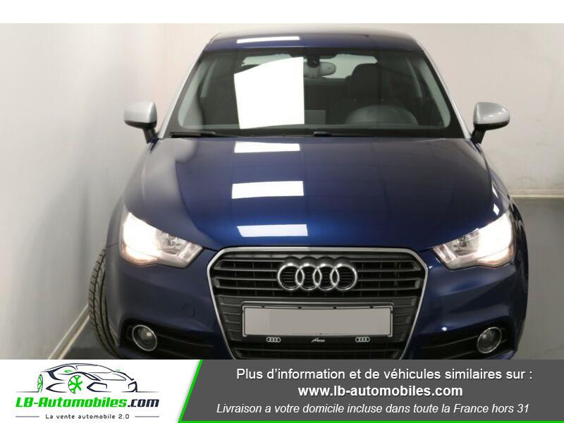 Audi A1 1.6 TDI 90 Bleu occasion à Beaupuy - photo n°11