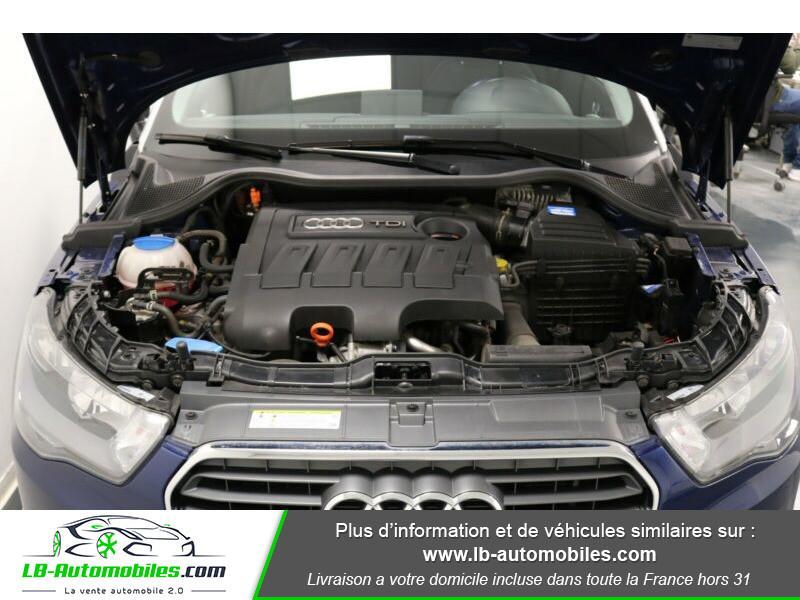 Audi A1 1.6 TDI 90 Bleu occasion à Beaupuy - photo n°13