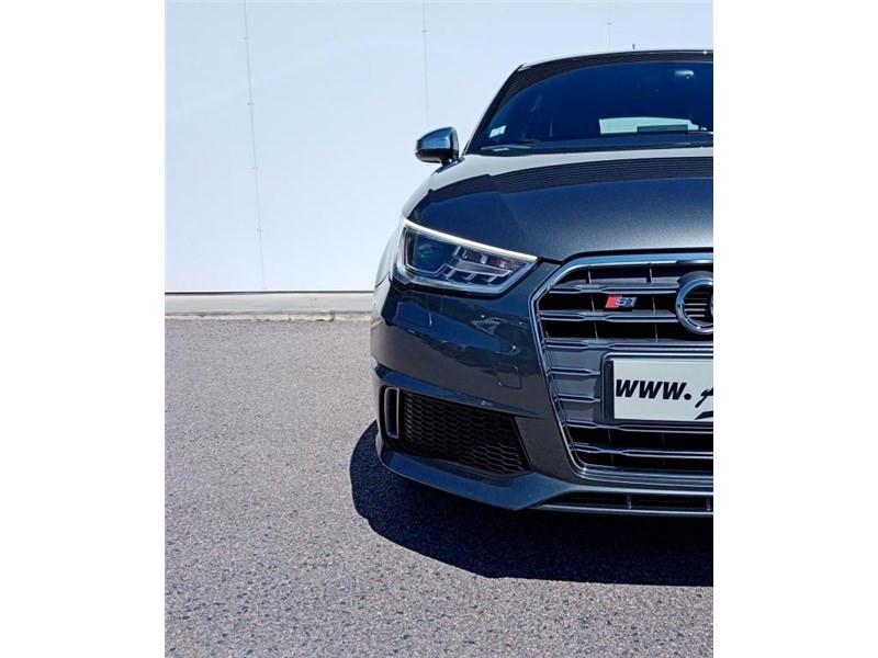 Audi A1 2.0 TFSI 231 QUATTRO Gris occasion à PERPIGNAN - photo n°4