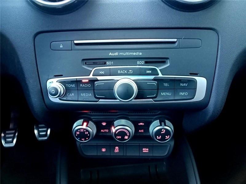 Audi A1 2.0 TFSI 231 QUATTRO Gris occasion à PERPIGNAN - photo n°19