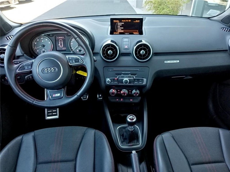 Audi A1 2.0 TFSI 231 QUATTRO Gris occasion à PERPIGNAN - photo n°14