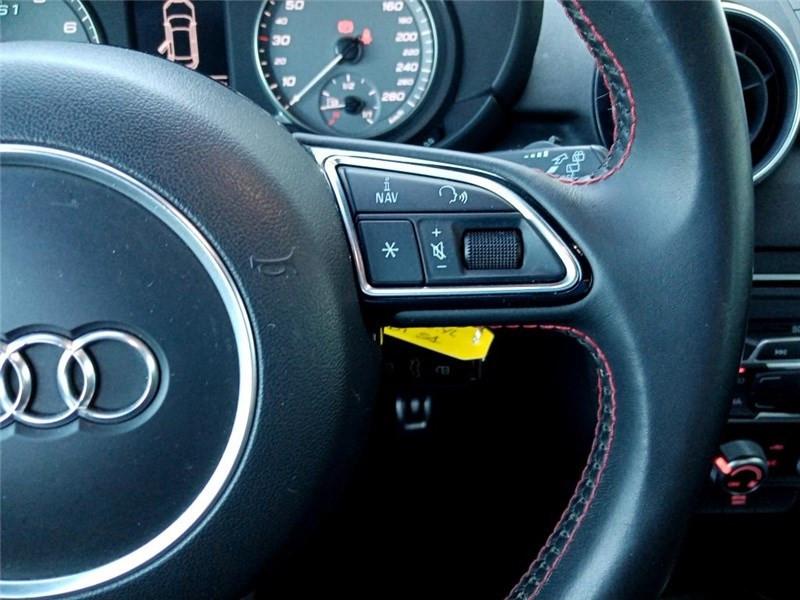 Audi A1 2.0 TFSI 231 QUATTRO Gris occasion à PERPIGNAN - photo n°17