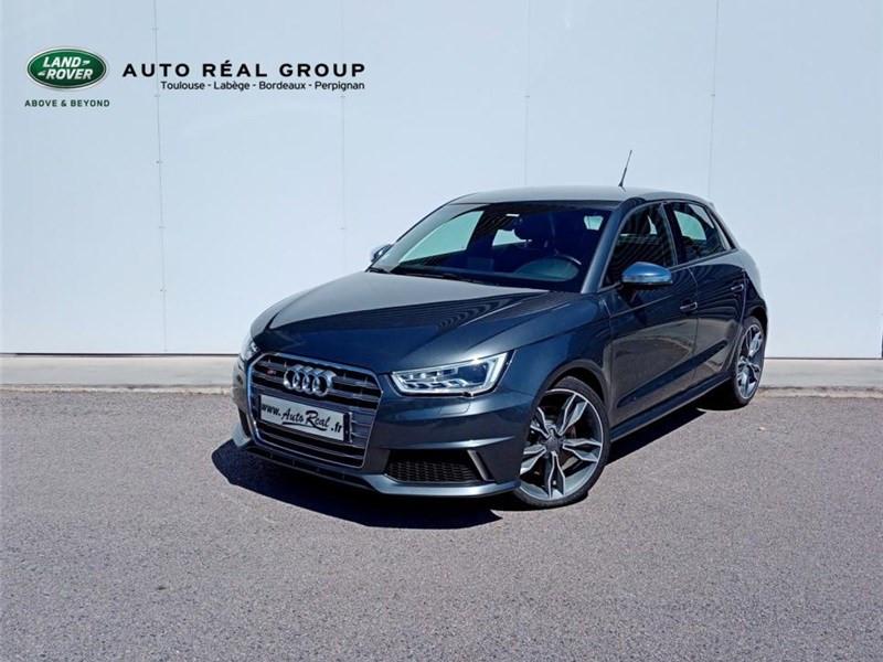 Audi A1 2.0 TFSI 231 QUATTRO Gris occasion à PERPIGNAN