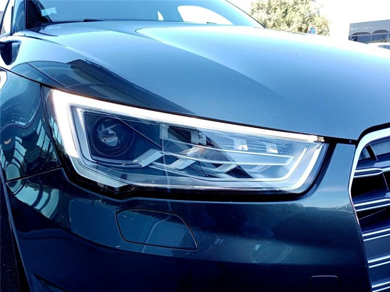 Audi A1 2.0 TFSI 231 QUATTRO Gris occasion à PERPIGNAN - photo n°9