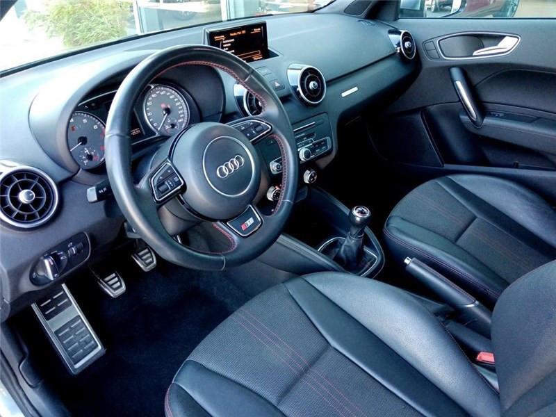 Audi A1 2.0 TFSI 231 QUATTRO Gris occasion à PERPIGNAN - photo n°10