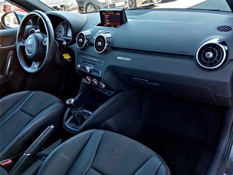 Audi A1 2.0 TFSI 231 QUATTRO Gris occasion à PERPIGNAN - photo n°12