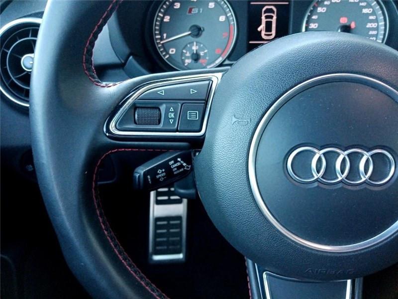 Audi A1 2.0 TFSI 231 QUATTRO Gris occasion à PERPIGNAN - photo n°16