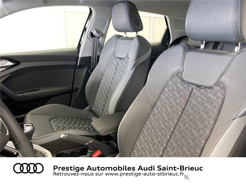 Audi A1 25 TFSI 95 CH BVM5 Noir occasion à Saint-Brieuc - photo n°5