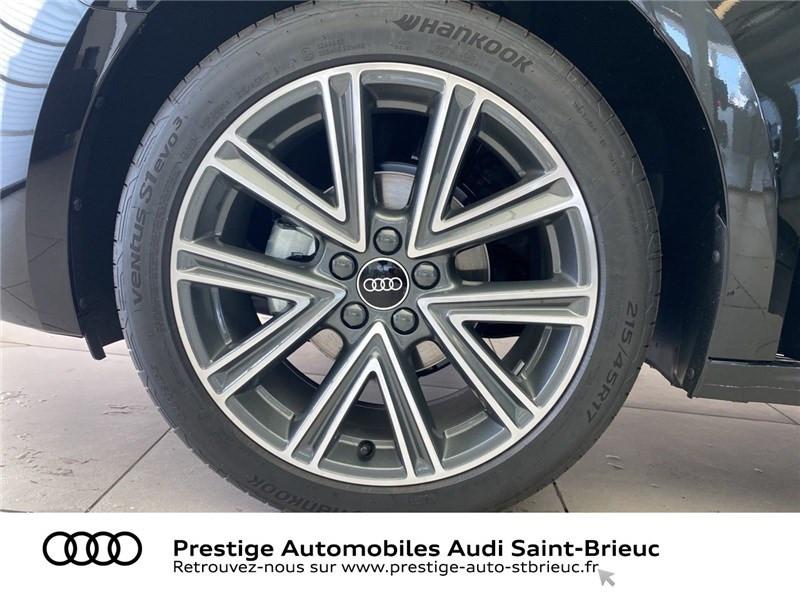 Audi A1 25 TFSI 95 CH BVM5 Noir occasion à Saint-Brieuc - photo n°7