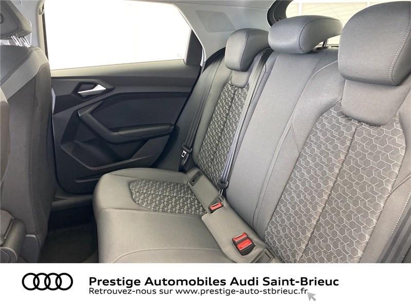 Audi A1 25 TFSI 95 CH BVM5 Blanc occasion à Saint-Brieuc - photo n°6