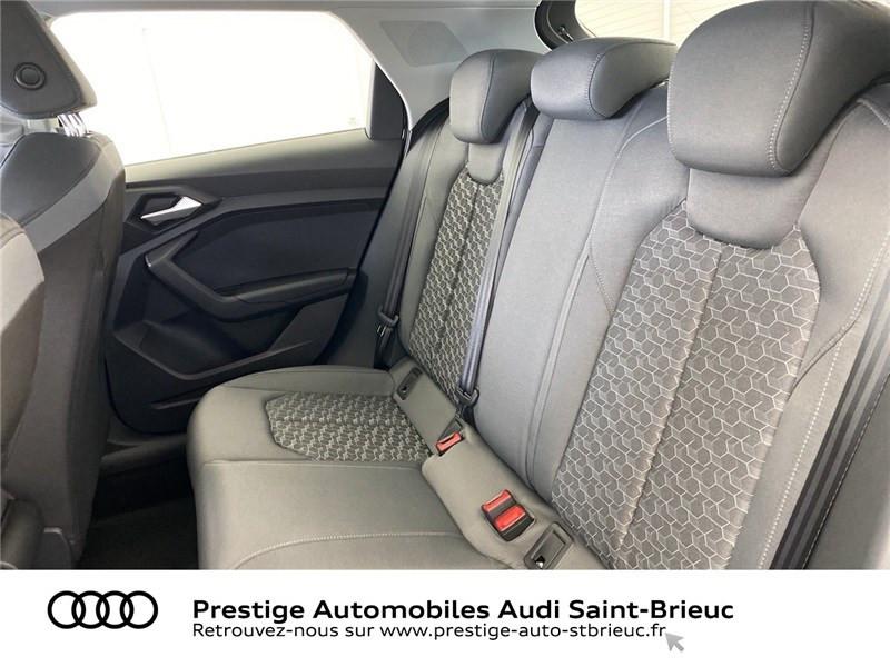 Audi A1 25 TFSI 95 CH BVM5 Noir occasion à Saint-Brieuc - photo n°6