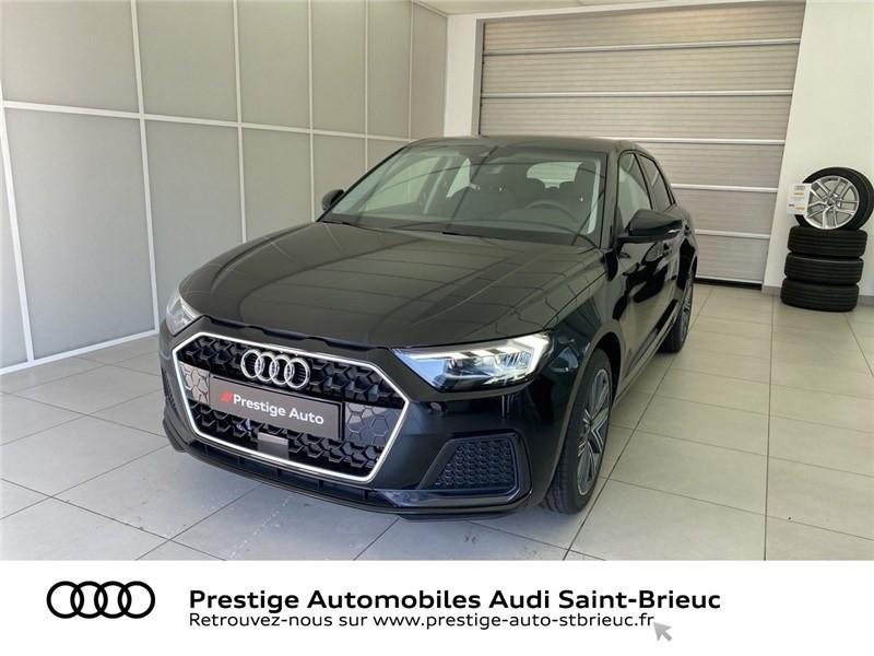Audi A1 25 TFSI 95 CH BVM5 Noir occasion à Saint-Brieuc