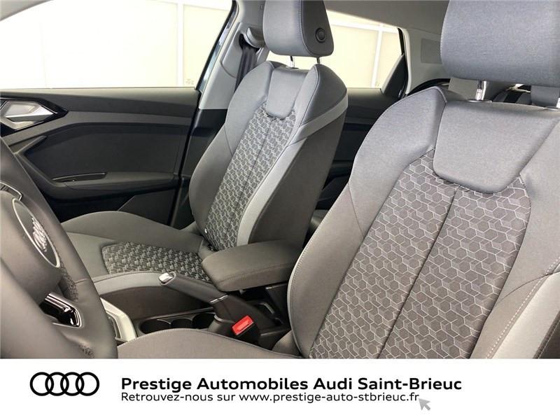 Audi A1 25 TFSI 95 CH S TRONIC 7 Gris occasion à Saint-Brieuc - photo n°4