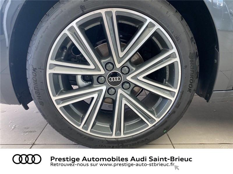 Audi A1 25 TFSI 95 CH S TRONIC 7 Gris occasion à Saint-Brieuc - photo n°5
