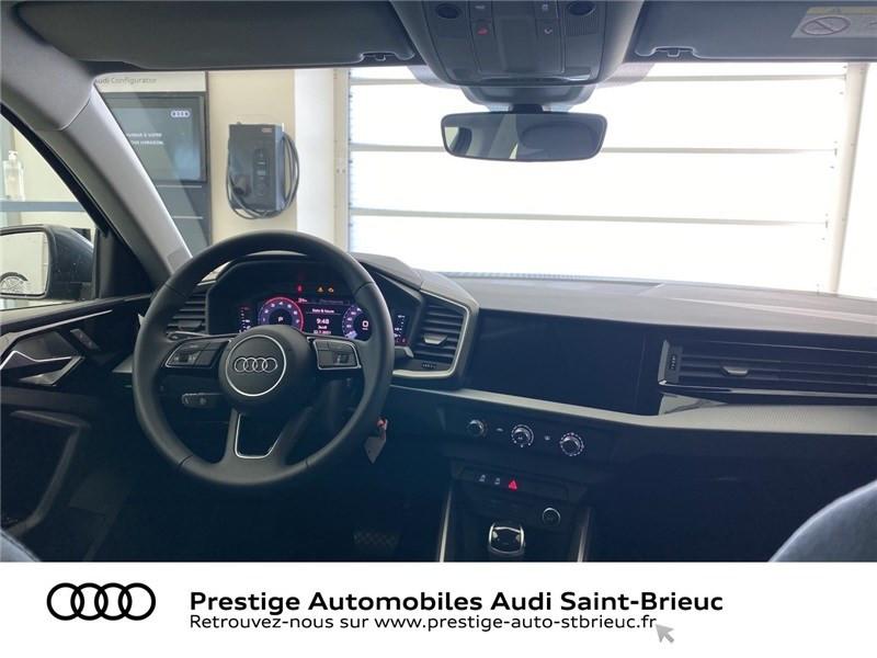 Audi A1 25 TFSI 95 CH S TRONIC 7 Gris occasion à Saint-Brieuc - photo n°3