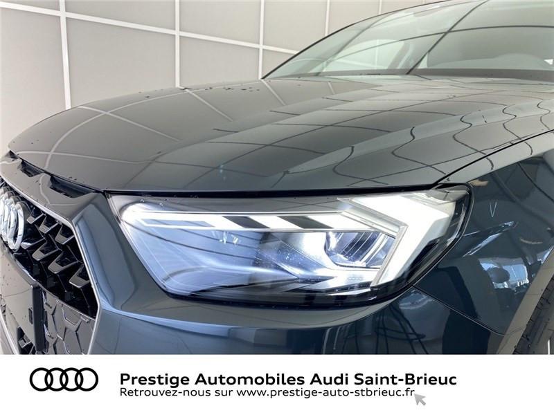 Audi A1 25 TFSI 95 CH S TRONIC 7 Gris occasion à Saint-Brieuc - photo n°6