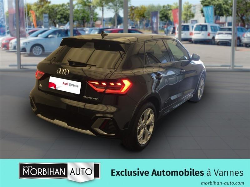 Audi A1 A1 Citycarver 30 TFSI 116 ch BVM6  occasion à Vannes - photo n°2
