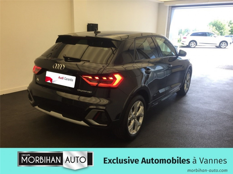 Audi A1 A1 Citycarver 30 TFSI 116 ch BVM6  occasion à Vannes - photo n°18