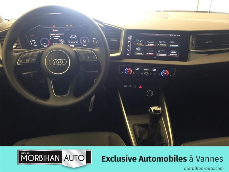 Audi A1 A1 Citycarver 30 TFSI 116 ch BVM6  occasion à Vannes - photo n°3