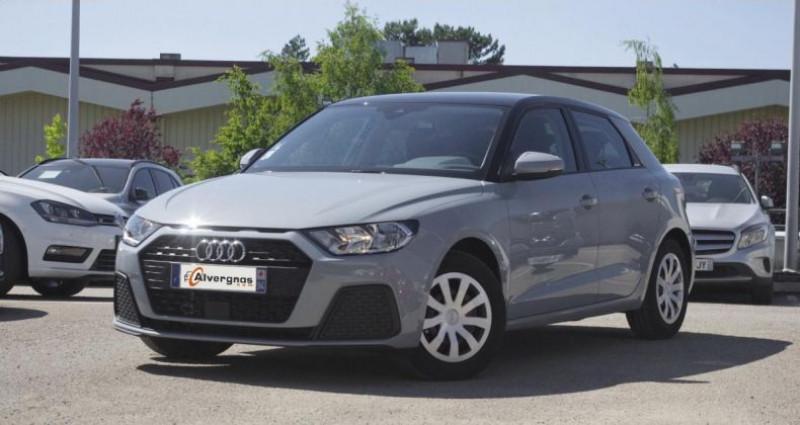 Audi A1 II 1.0 TFSI 95 Gris occasion à Chambourcy