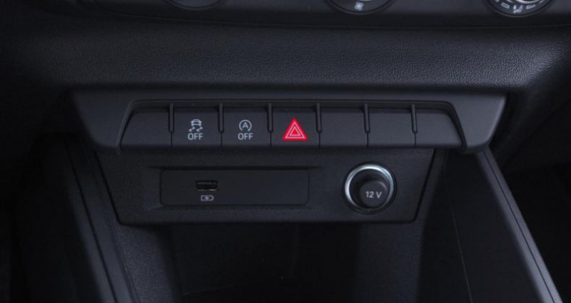 Audi A1 II 1.0 TFSI 95 Gris occasion à Chambourcy - photo n°7