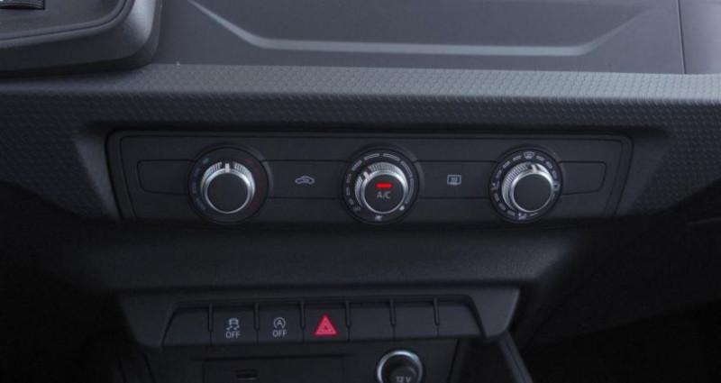 Audi A1 II 1.0 TFSI 95 Gris occasion à Chambourcy - photo n°6