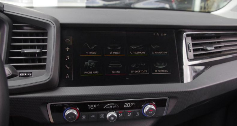Audi A1 II 30 TFSI 116 S line Vert occasion à Chambourcy - photo n°6