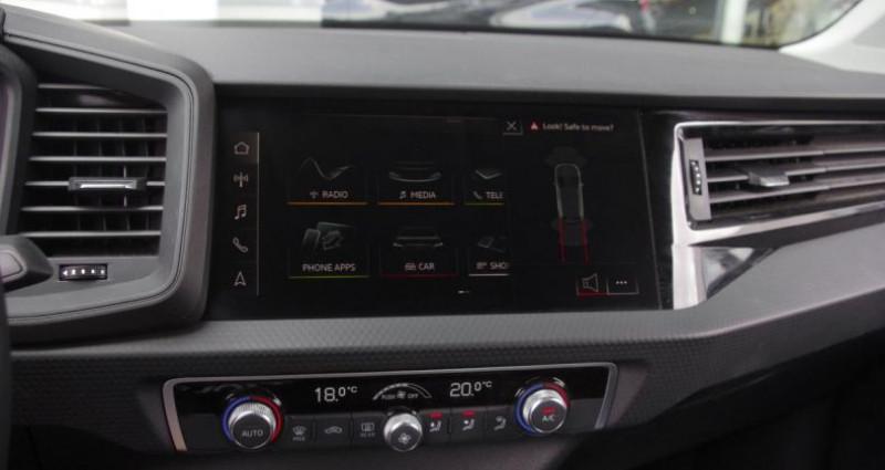Audi A1 II 30 TFSI 116 S line Vert occasion à Chambourcy - photo n°7