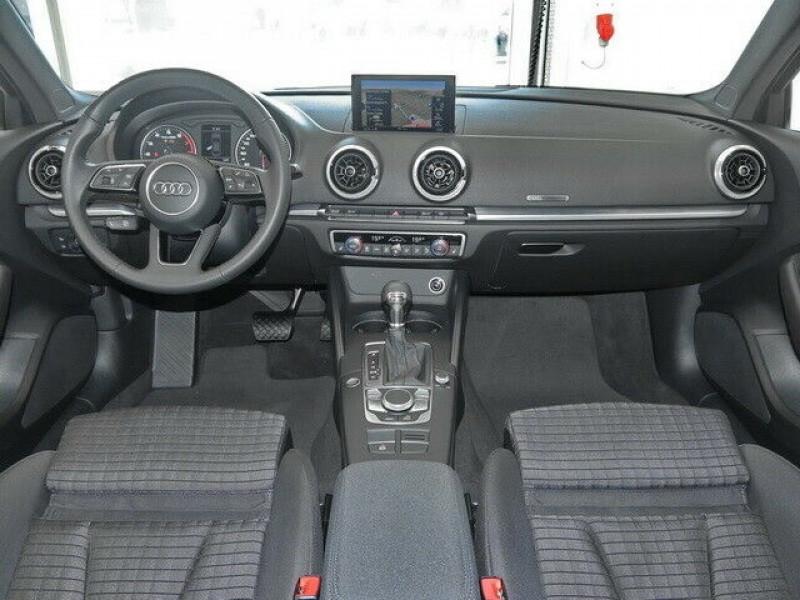 Audi A3 Berline 1.0 TFSI 115CH S LINE S TRONIC 7 Blanc occasion à Villenave-d'Ornon - photo n°5