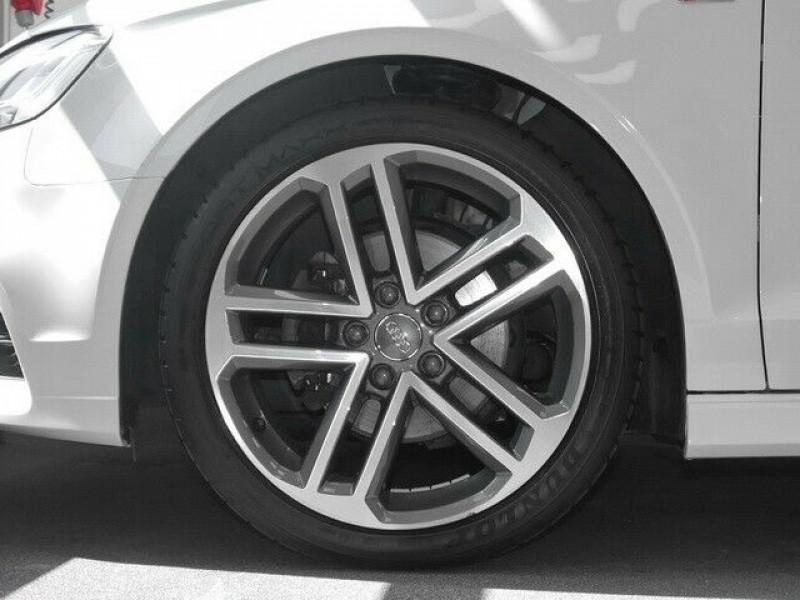 Audi A3 Berline 1.0 TFSI 115CH S LINE S TRONIC 7 Blanc occasion à Villenave-d'Ornon - photo n°7