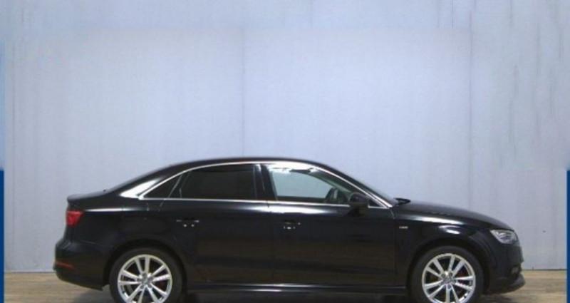 Audi A3 Berline 1.4 TFSI 150ch ultra COD S line Noir occasion à LANESTER