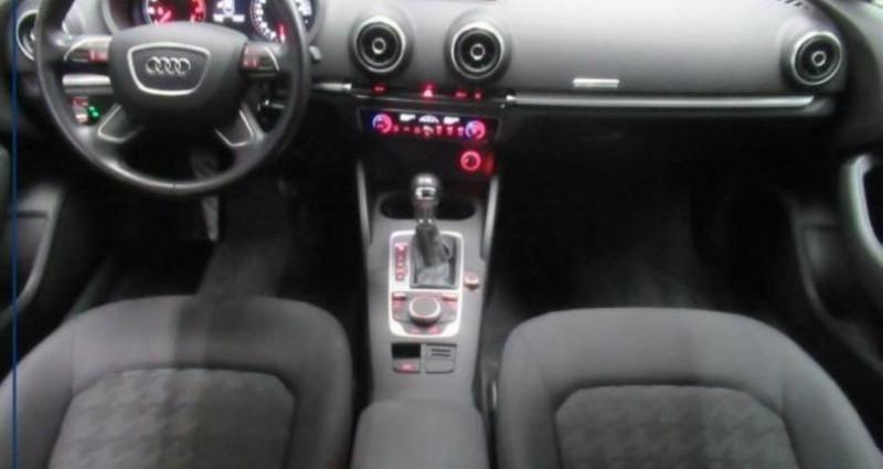 Audi A3 Berline 1.4 TFSI 150ch ultra COD S line Noir occasion à LANESTER - photo n°7