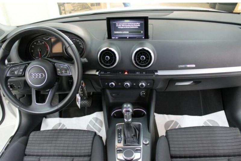Audi A3 Berline 1.5 TFSI 150CH S LINE S TRONIC 7 Blanc occasion à Villenave-d'Ornon - photo n°6