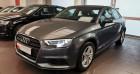 Audi A3 Berline 1.6 TDI 110ch Business S tronic 7 Gris à Paris 75