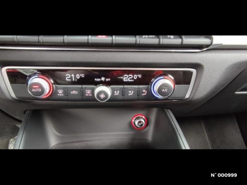 Audi A3 Berline 1.6 TDI 110ch FAP Ambiente Noir occasion à Écuelles - photo n°14