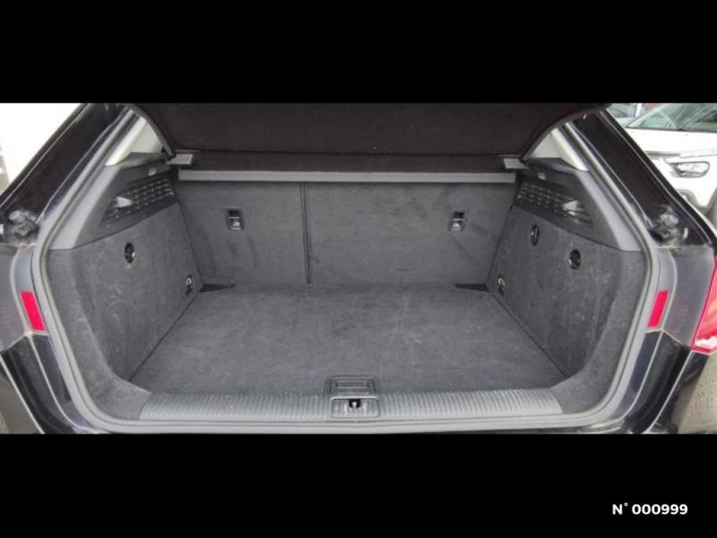 Audi A3 Berline 1.6 TDI 110ch FAP Ambiente Noir occasion à Écuelles - photo n°11