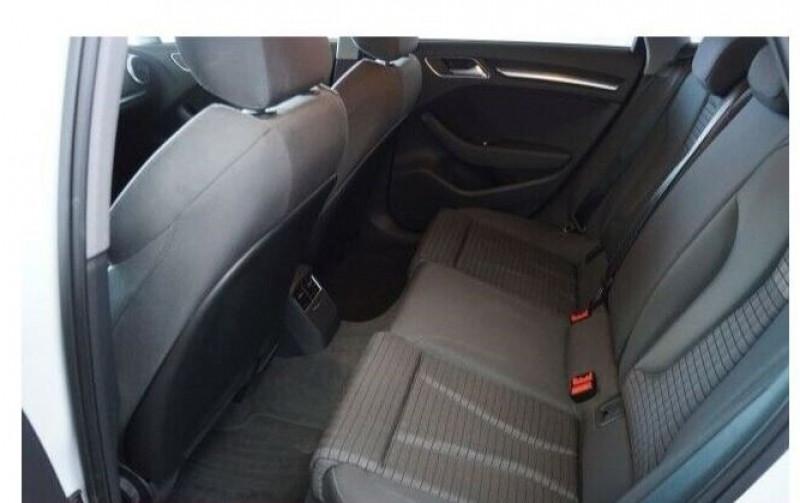 Audi A3 Berline 1.6 TDI 116CH S LINE S TRONIC 7 Blanc occasion à Villenave-d'Ornon - photo n°5